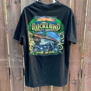 Harley Davidson Black Shirt